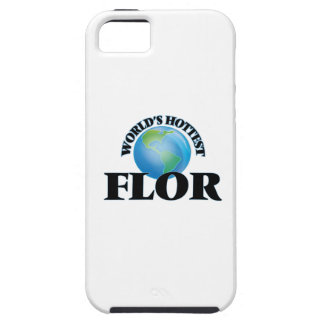 World's Hottest Flor iPhone 5/5S Covers