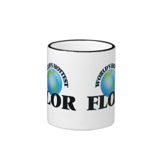 World's Hottest Flor Coffee Mugs