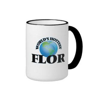 World's Hottest Flor Mug