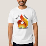 World's Hottest Funeral Director T Shirt