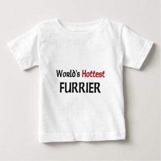 Worlds Hottest Furrier Tee Shirt