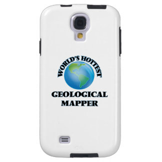 World's Hottest Geological Mapper Galaxy S4 Case