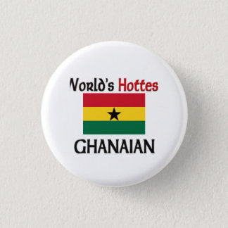 World's Hottest Ghanaian Button