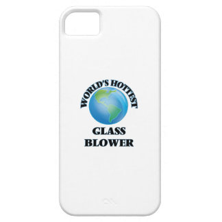 World's Hottest Glass Blower iPhone 5 Cover