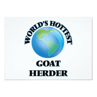 World's Hottest Goat Herder Announcements