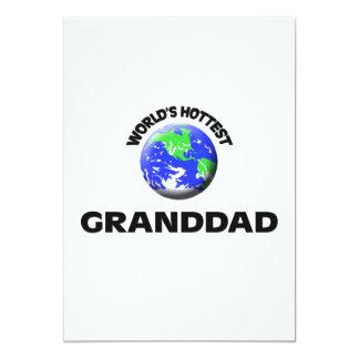 World's Hottest Granddad Custom Announcements