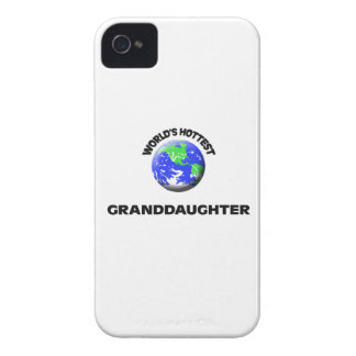 World's Hottest Granddaughter iPhone 4 Cover