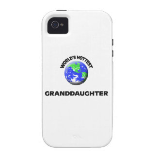 World's Hottest Granddaughter iPhone 4 Covers
