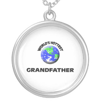 World's Hottest Grandfather Necklace