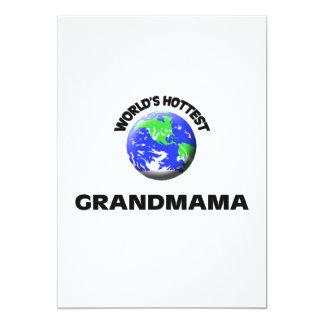 World's Hottest Grandmama Invite
