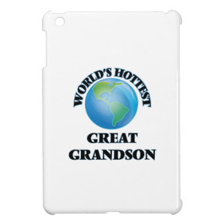 World's Hottest Great Grandson iPad Mini Cover