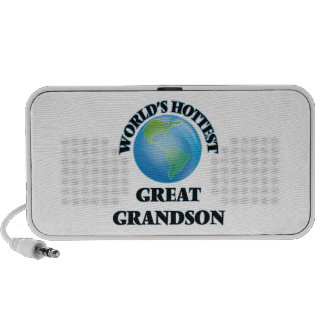 World's Hottest Great Grandson Mp3 Speakers