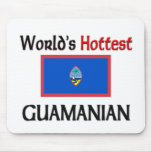 World's Hottest Guamanian Mouse Mat