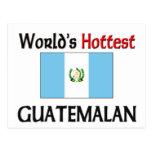 World's Hottest Guatemalan Postcard