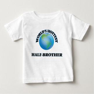 World's Hottest Half-Brother Tee Shirt