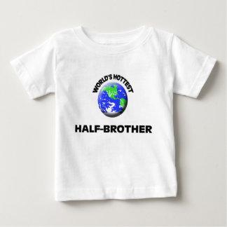 World's Hottest Half-Brother Tshirt