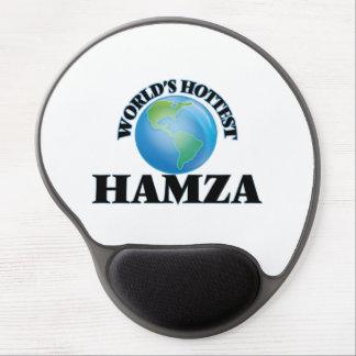 World's Hottest Hamza Gel Mousepads
