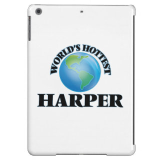 World's Hottest Harper Case For iPad Air