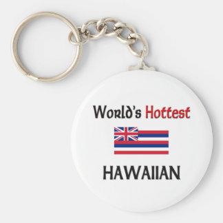 World's Hottest Hawaiian Keychain