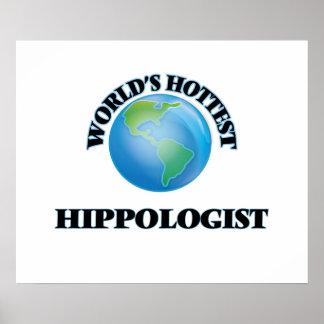 World's Hottest Hippologist Print