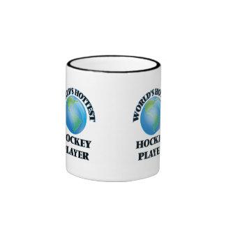 World's Hottest Hockey Player Coffee Mug