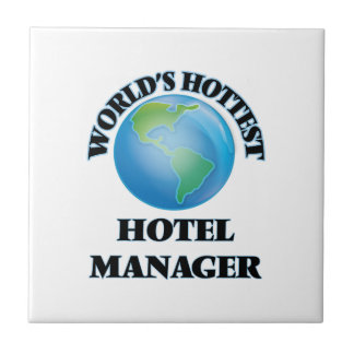 World's Hottest Hotel Manager Tiles
