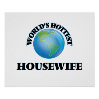 World's Hottest Housewife Poster