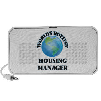 World's Hottest Housing Manager PC Speakers