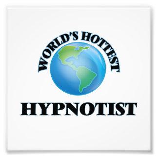 World's Hottest Hypnotist Photo Art