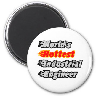 World's Hottest Industrial Engineer Magnets