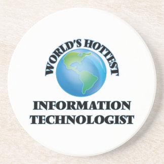 World's Hottest Information Technologist Coaster