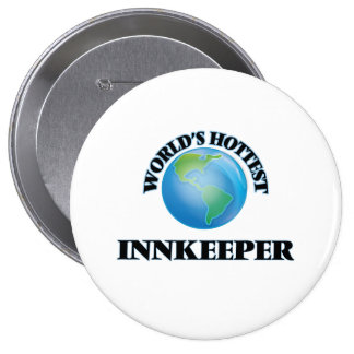 World's Hottest Innkeeper Button