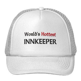 Worlds Hottest Innkeeper Trucker Hat