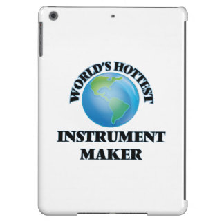 World's Hottest Instrument Maker iPad Air Cases