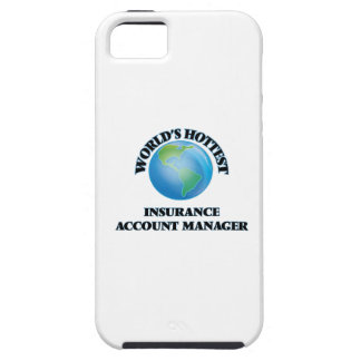 World's Hottest Insurance Account Manager iPhone 5 Covers
