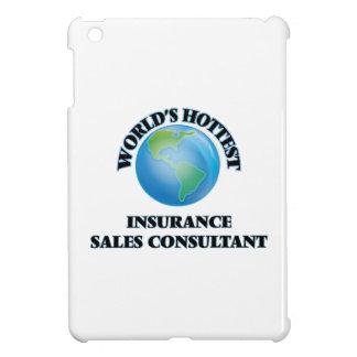 World's Hottest Insurance Sales Consultant iPad Mini Case
