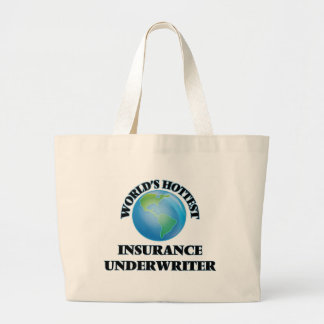 World's Hottest Insurance Underwriter Bags