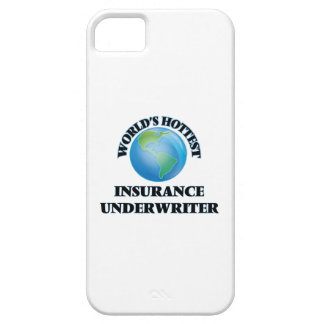 World's Hottest Insurance Underwriter iPhone 5 Covers