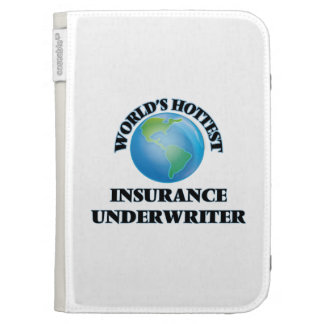 World's Hottest Insurance Underwriter Kindle 3G Case