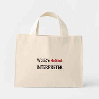 Worlds Hottest Interpreter Bags