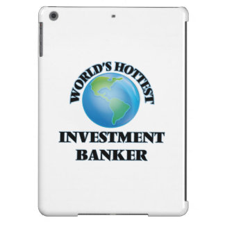 World's Hottest Investment Banker iPad Air Case