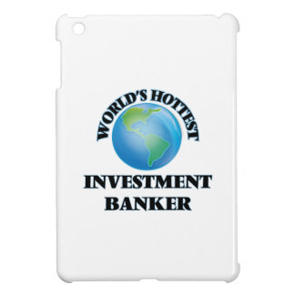 World's Hottest Investment Banker iPad Mini Covers