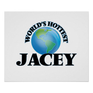World's Hottest Jacey Posters
