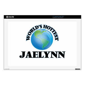 """World's Hottest Jaelynn Skin For 17"""" Laptop"""