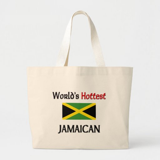 World's Hottest Jamaican Canvas Bags