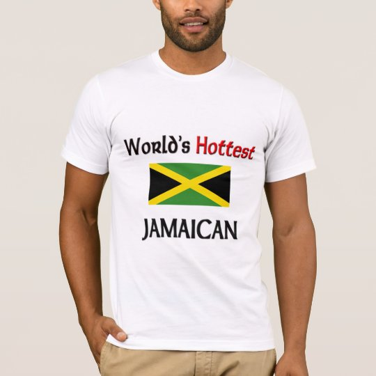 World's Hottest Jamaican T-Shirt