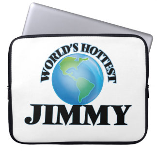 World's Hottest Jimmy Computer Sleeves