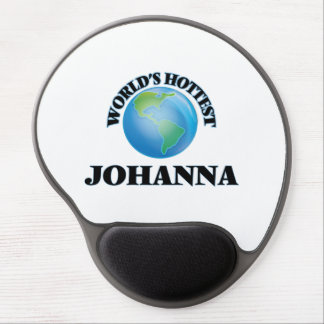 World's Hottest Johanna Gel Mouse Pad