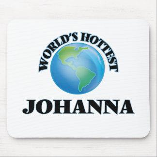 World's Hottest Johanna Mouse Pad
