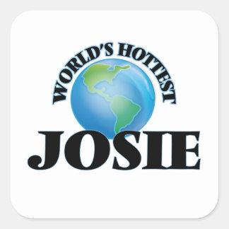 World's Hottest Josie Stickers